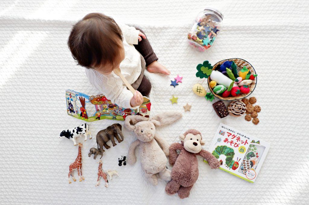 ของเล่นสำหรับเด็กแรกเกิด - 6เดือน